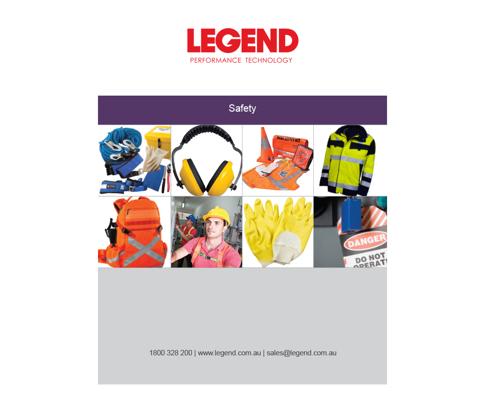 ELECTRICAL SAFETY CATALOGUE V17.2