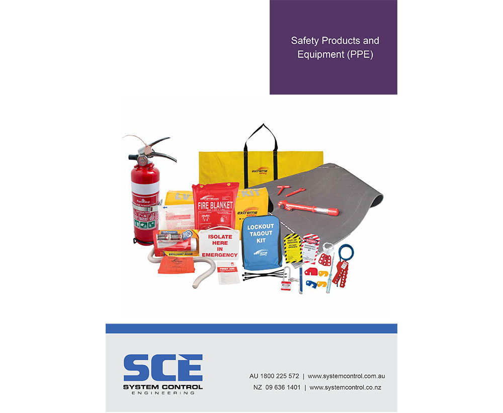 SCE SAFETY CATALOGUE V0117