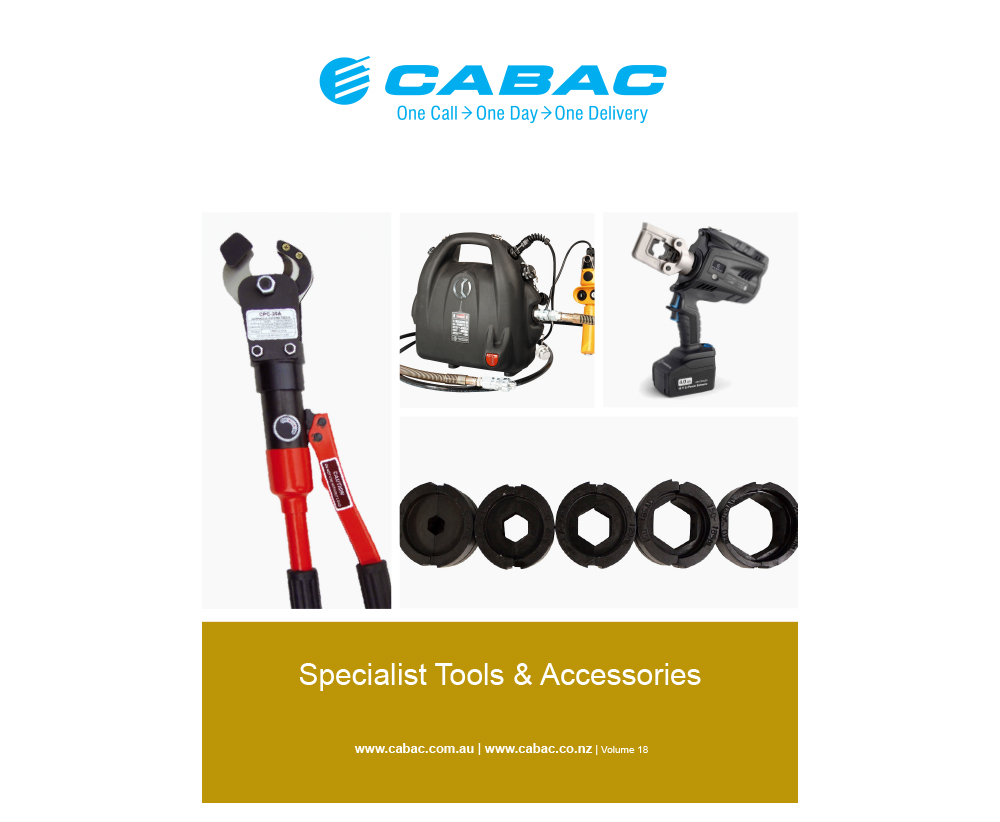 SPECIALIST TOOLS CATALOGUE V18