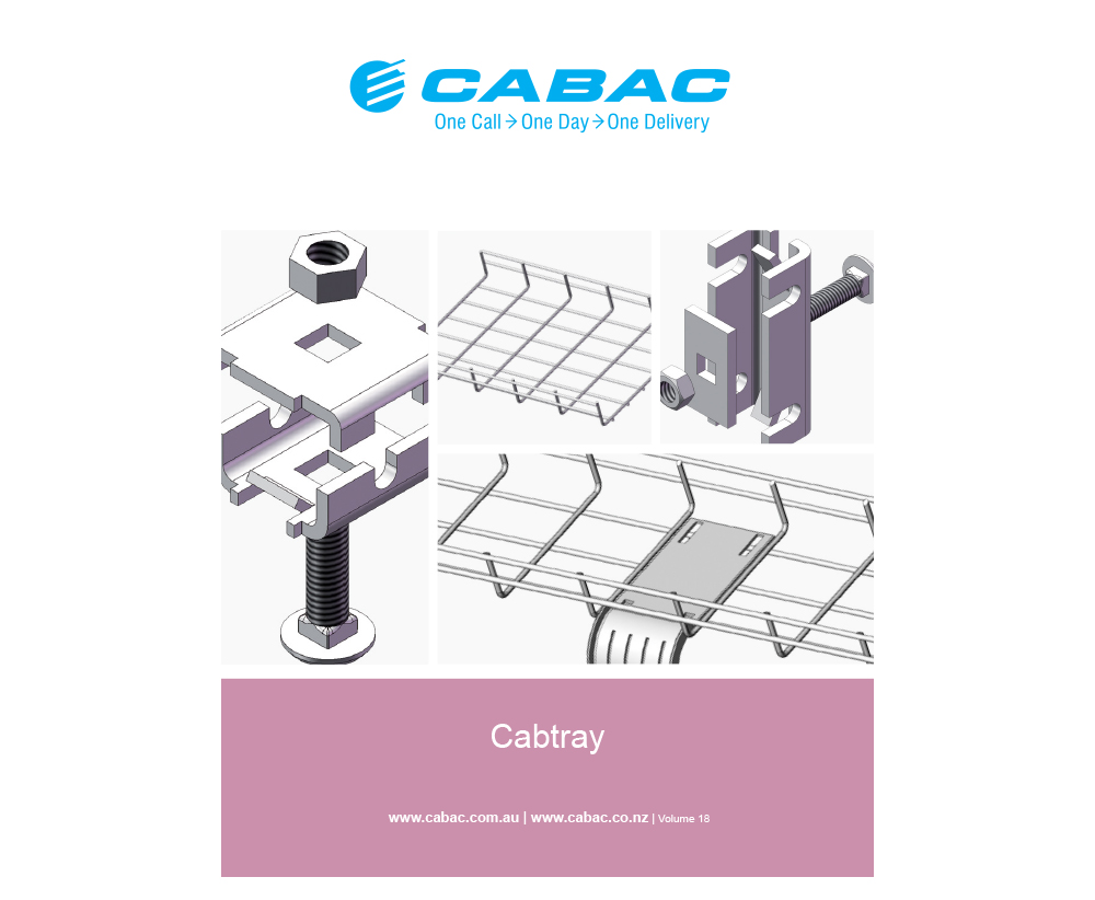 CABTRAY CATALOGUE V18