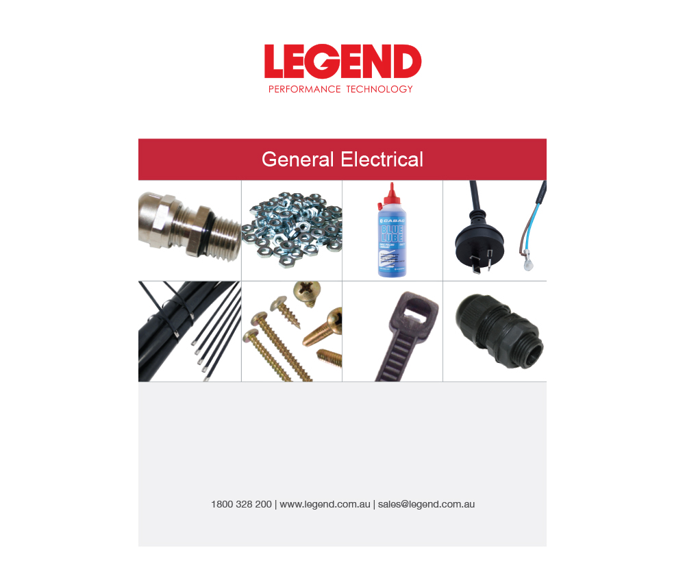 GENERAL ELECTRICAL CATALOGUE V17.2