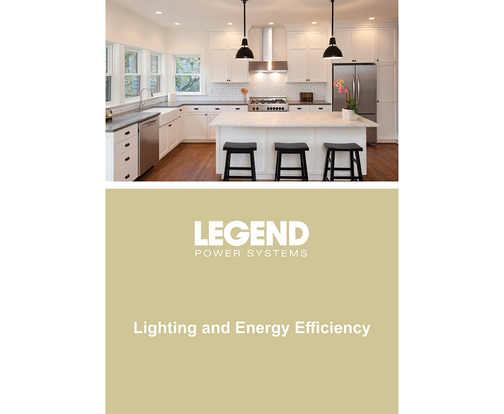 LIGHTING AND ENERGY EFFICIENCY V17.2