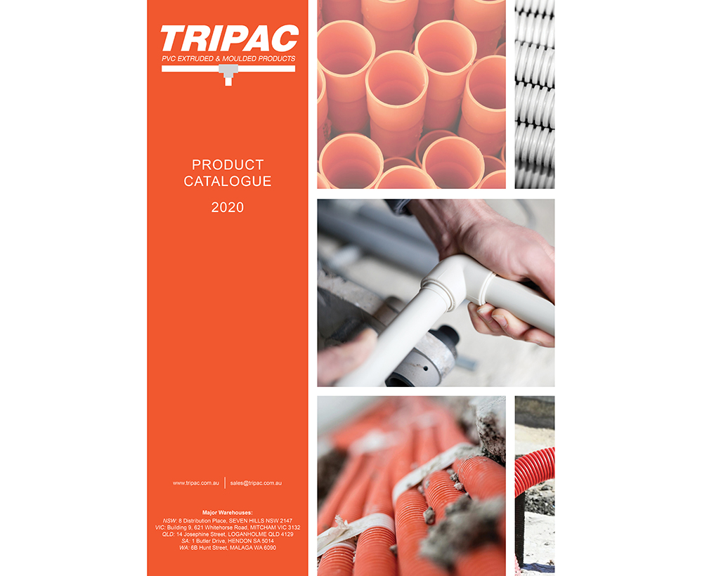 TRIPAC CATALOGUE VOLUME 20
