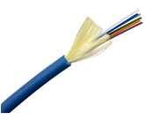 6F INDOOR/OUTDOOR RISER CABLE OM3 BLUE