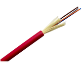 6F INDOOR/OUTDOOR RISER CABLE OM3 RED