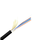 6F INDOOR/OUTDOOR RISER CABLE OM3 BLACK