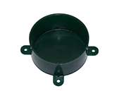 DISPOSABLE LID GREEN