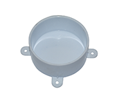DISPOSABLE LID WHITE
