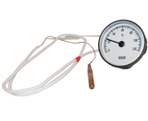 THERMOMETER ANALOGUE 0-120 C 55MM