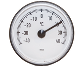 THERMOMETER ANALOGUE -40-40 C 55MM